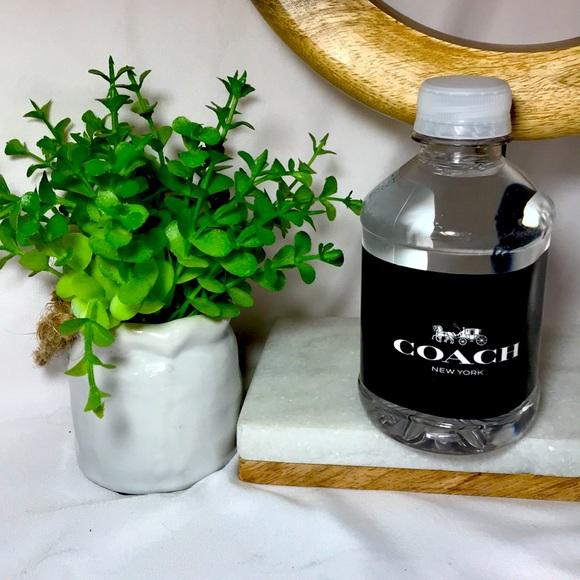 RARE Coach Mini Water Bottle